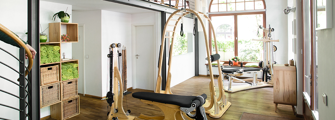 Physiotherapie München Schwabing: Gyrotonic & Physiotherapie Praxis